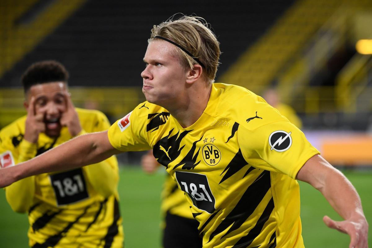 Ruhr derbisinde kazanan Borussia Dortmund