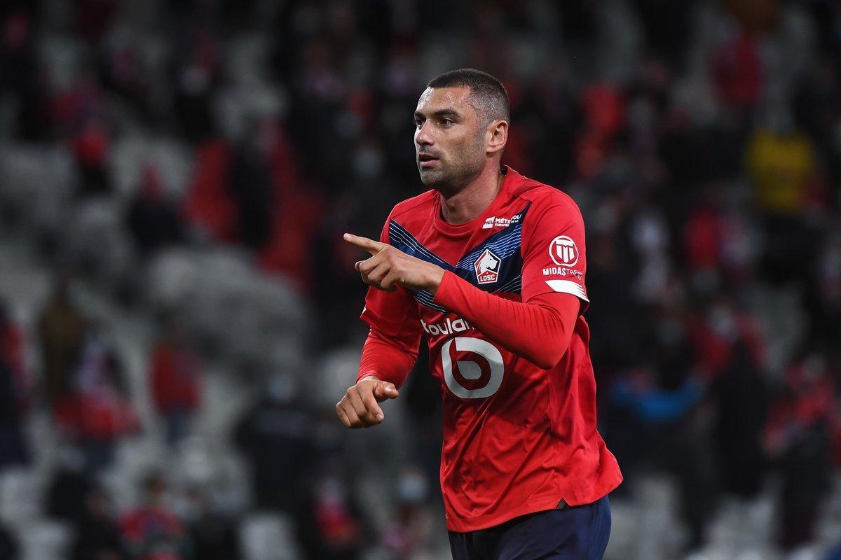 Burak Yılmaz, Lille'e transfer olma sebebini açıkladı