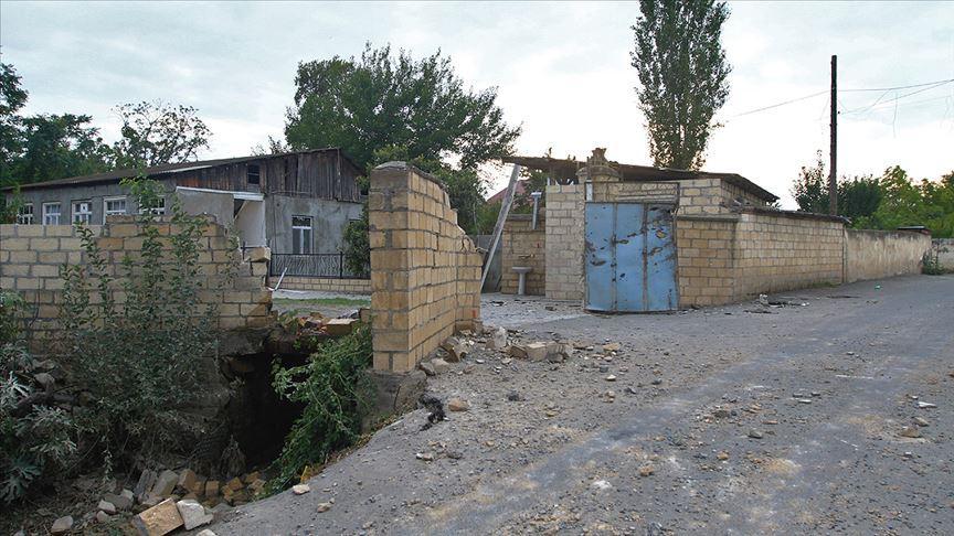 Ermenistan Terter ve Berde'de sivilleri hedef aldı