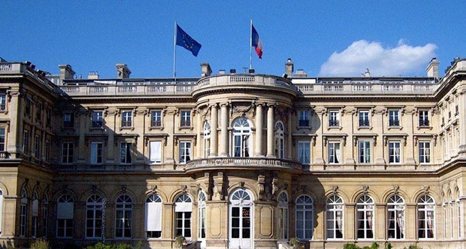 Fransa Dışişleri Bakanlığı, Türkiye'nin Paris Büyükelçisi'ni Bakanlığa çağırdı