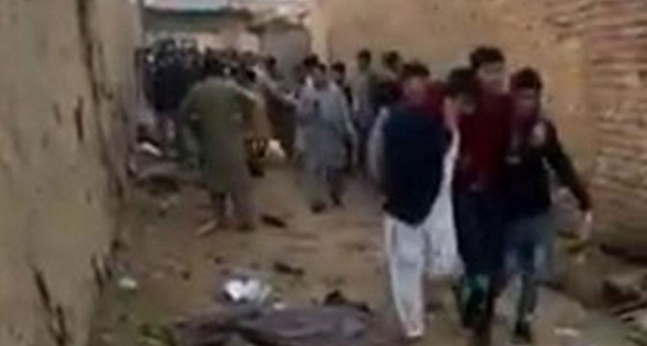 Kabil'de intihar saldırısı: En az 13 ölü
