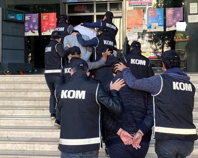 Malatya'da FETÖ operasyonu: 4 gözaltı