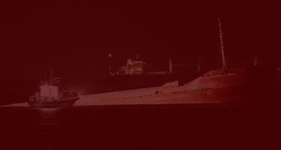 Yük gemisinde 7 ceset bulundu!