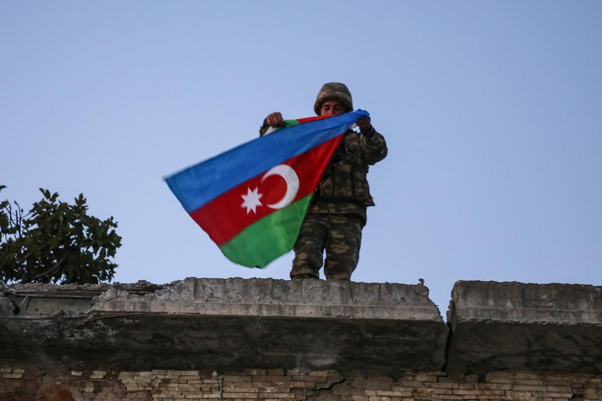 Azerbaycan ile Ermenistan arasında geçici insani ateşkes