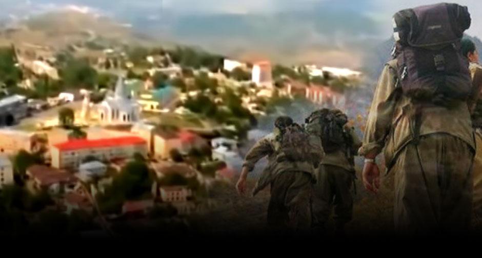 Erivan yine teröristleri kullanıyor!