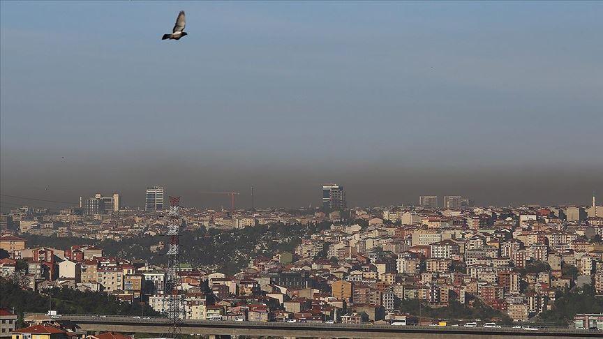 İstanbul'da hava kirliliği yüzde 12 arttı!