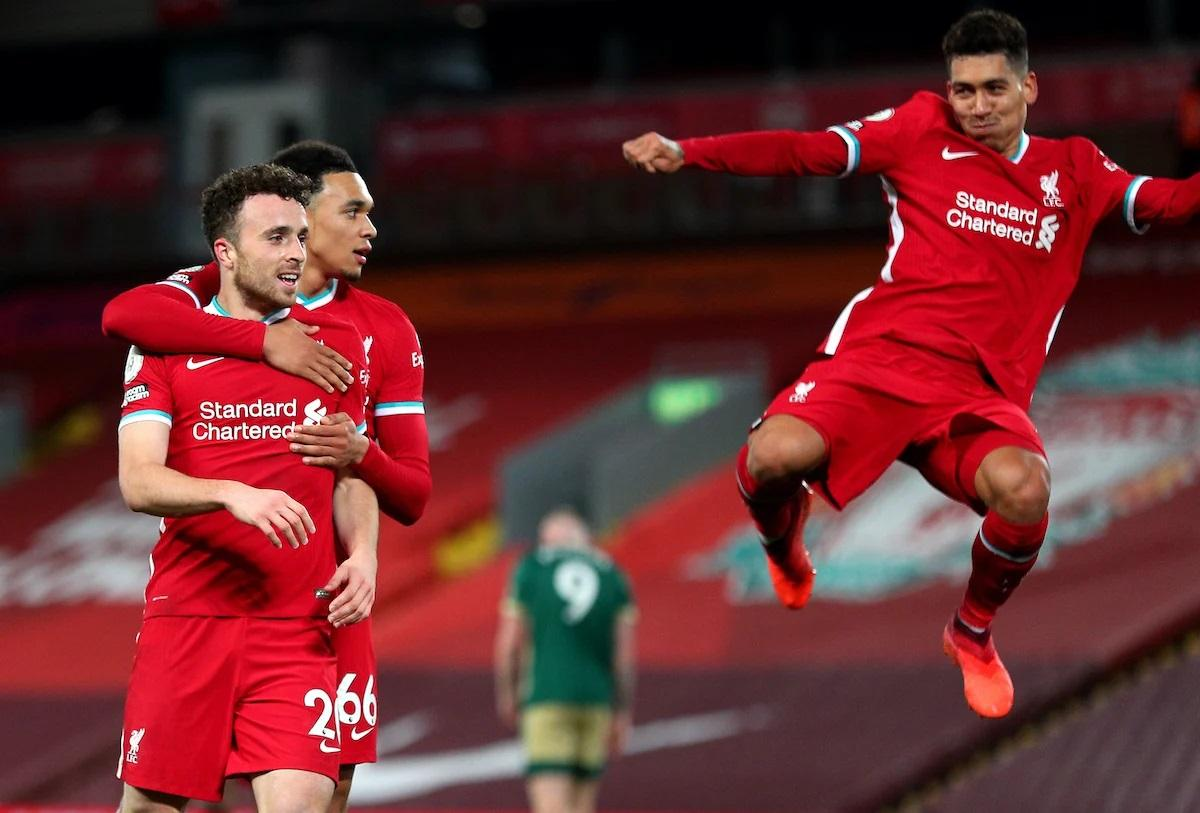 Liverpool 2-1 Sheffield United