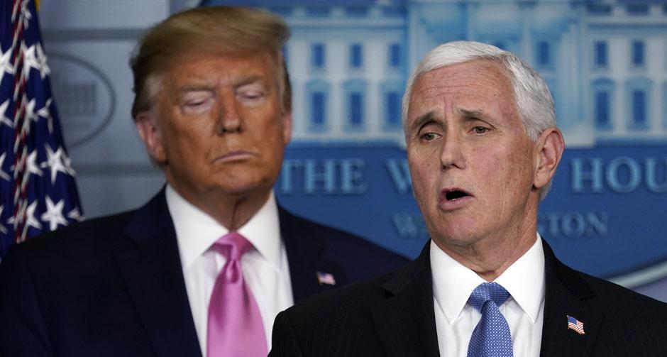 Beyaz Saray'da koronavirüs kabusu bitmiyor
