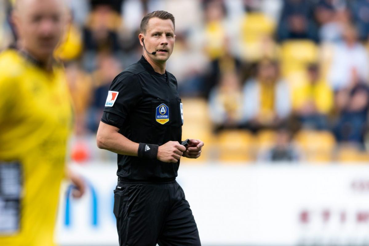 Başakşehir-PSG maçına İsveçli hakem