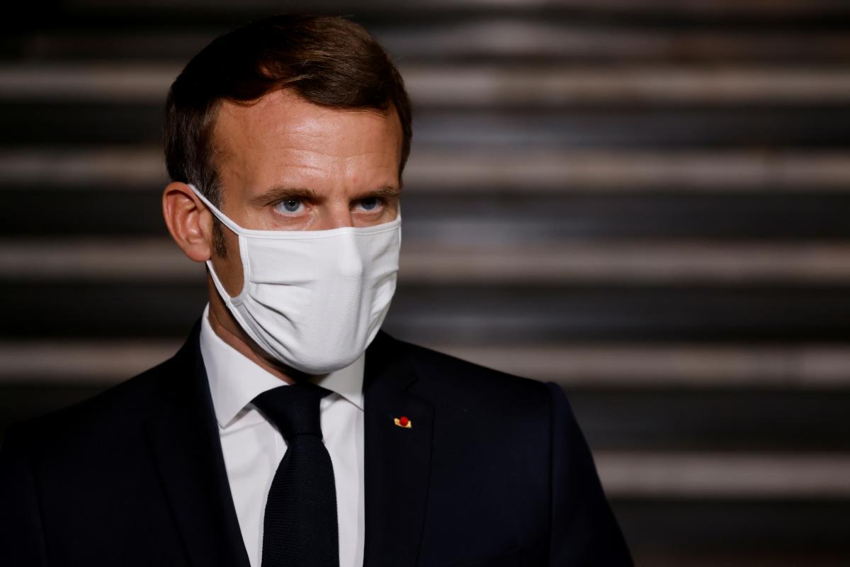 Macron Arapça paylaşımla meydan okudu: Asla pes etmeyeceğiz!