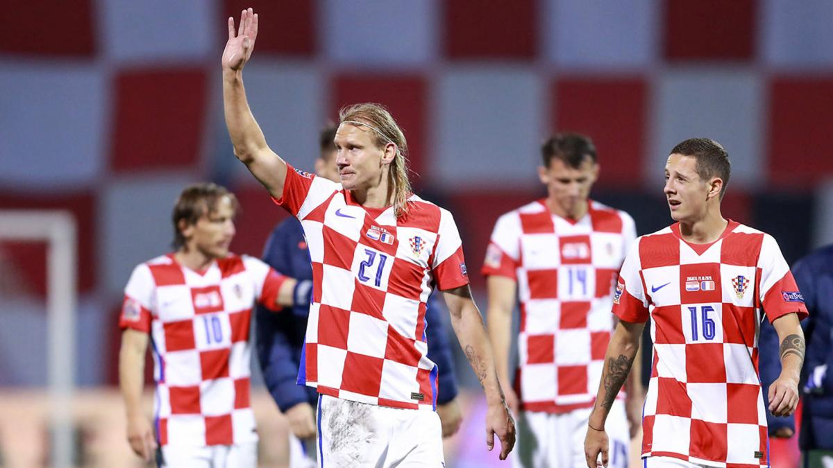 Özel maçta Türkiye ile karşılaşacak Hırvatistan'ın aday kadrosu açıklandı