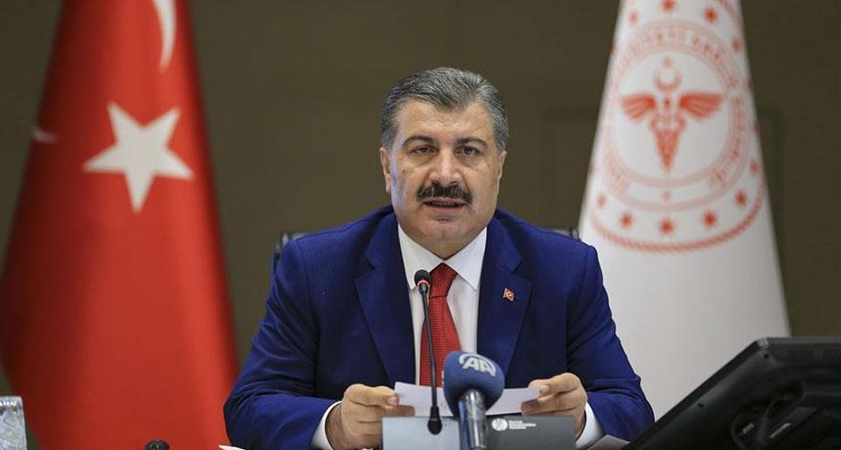 Türkiye'de bugünkü koronavirüs hasta sayısı 2198 oldu