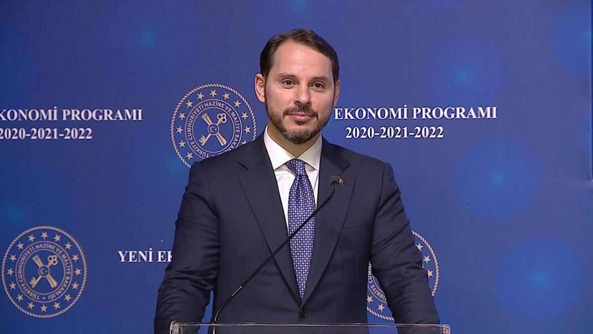 Bakan Albayrak'tan ekonomi açıklamaları