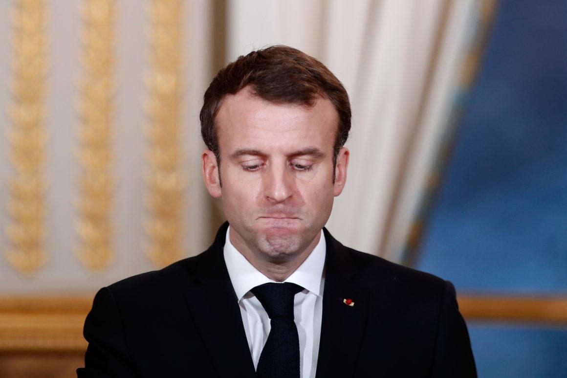 Fransa'ya çok sert tepki