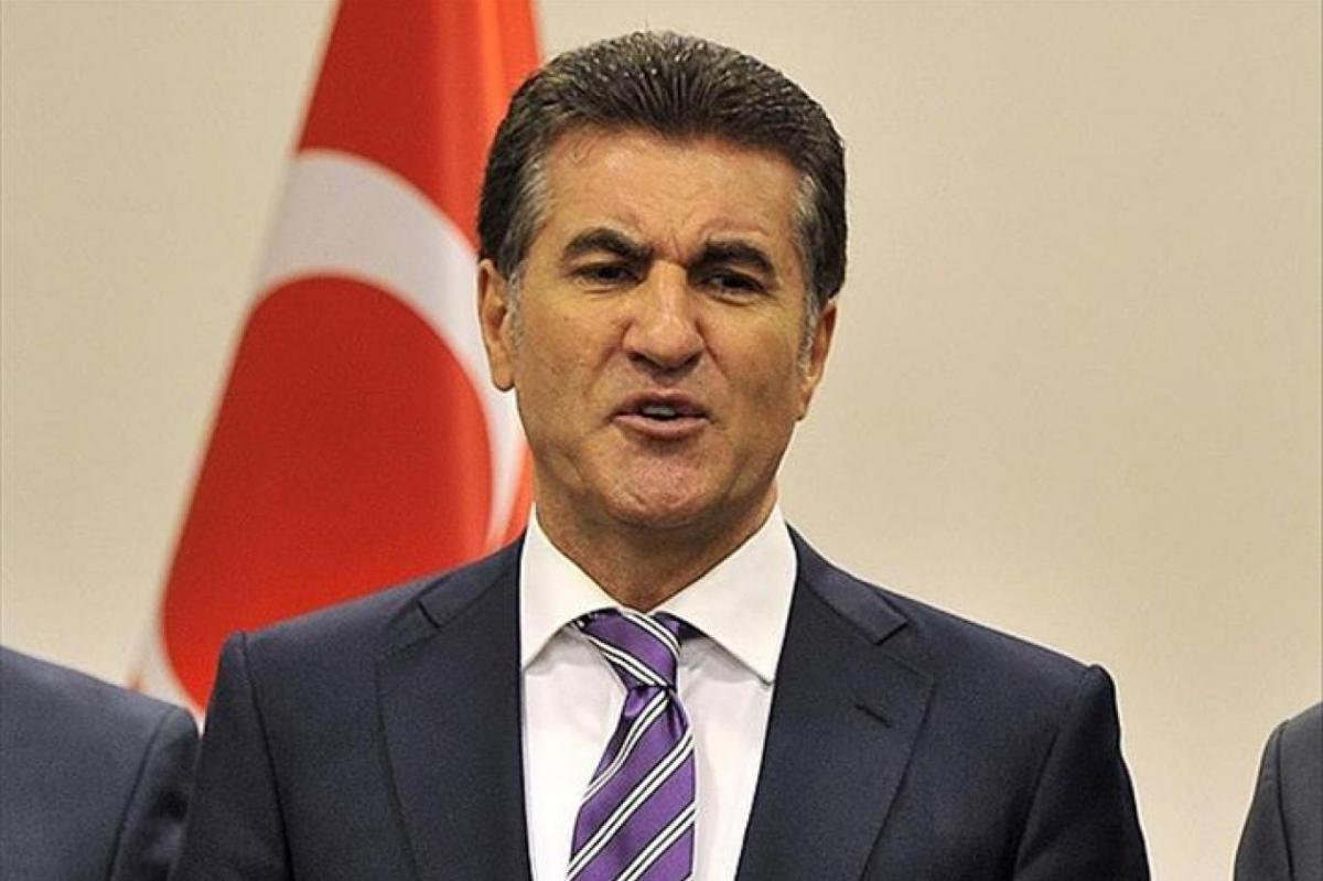 Mustafa Sarıgül, DSP'den ayrıldığını açıkladı