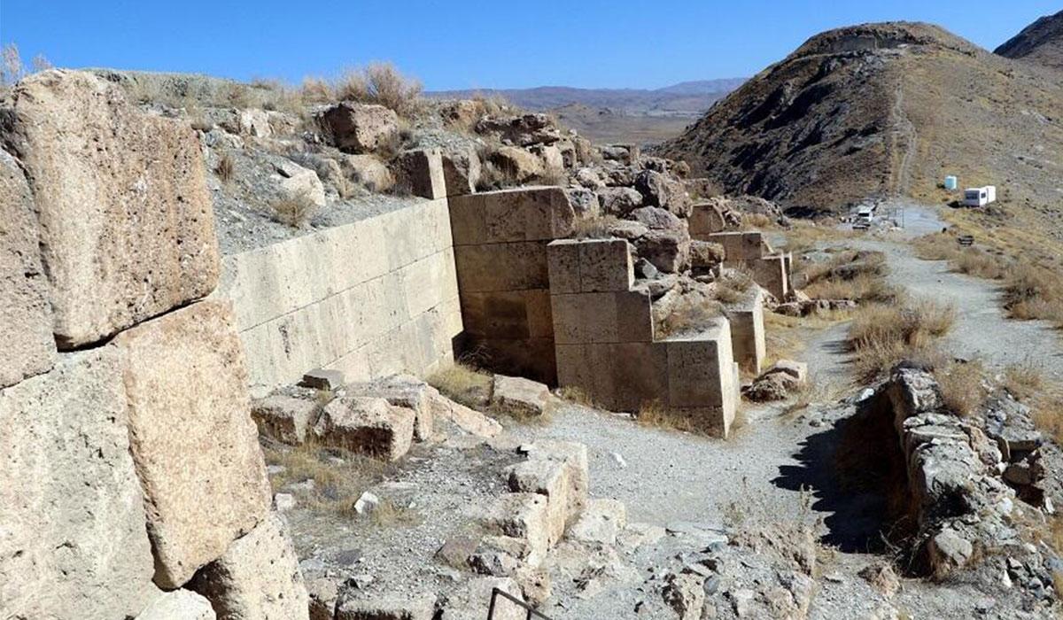 2 bin 750 yıl önce deprem önlemi almışlar!