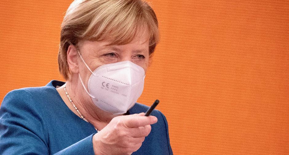 Merkel'in planı sızdı! Almanya kısıtlamaya mı gidecek?