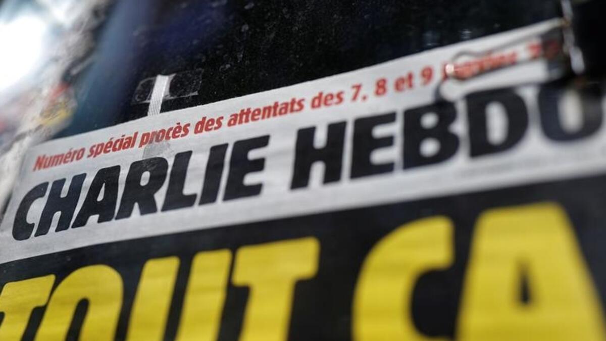 Ahlaksız Charlie Hebdo!