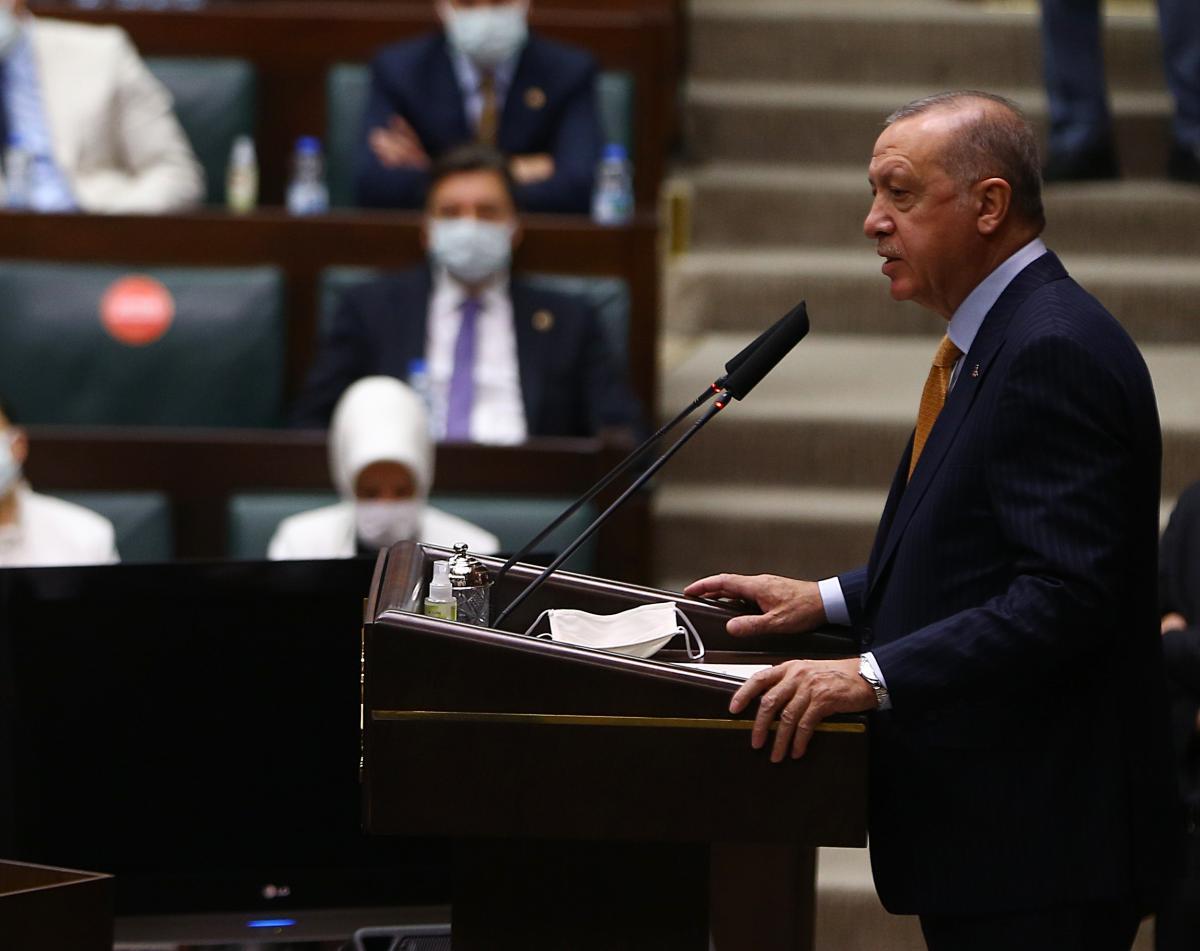Cumhurbaşkanı Erdoğan'dan Charlie Hebdo dergisine tepki