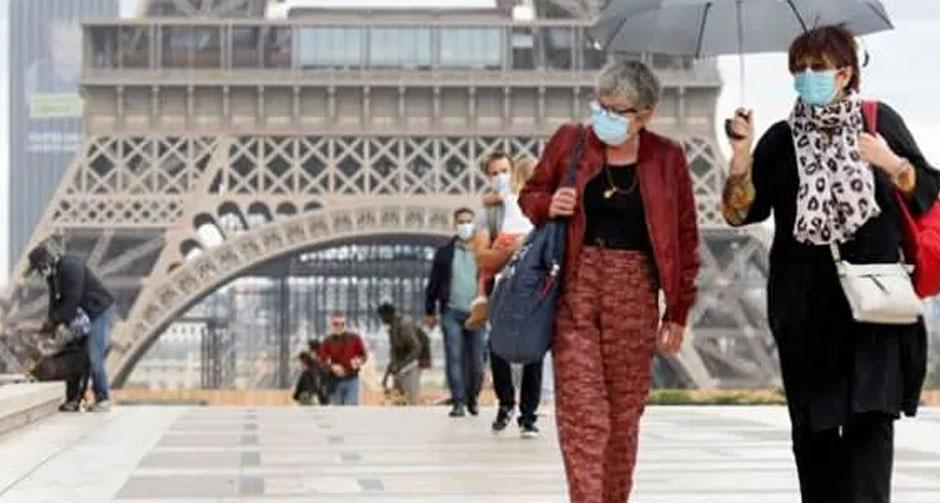 Fransa ülke genelinde sokağa çıkma kısıtlaması ilan etti