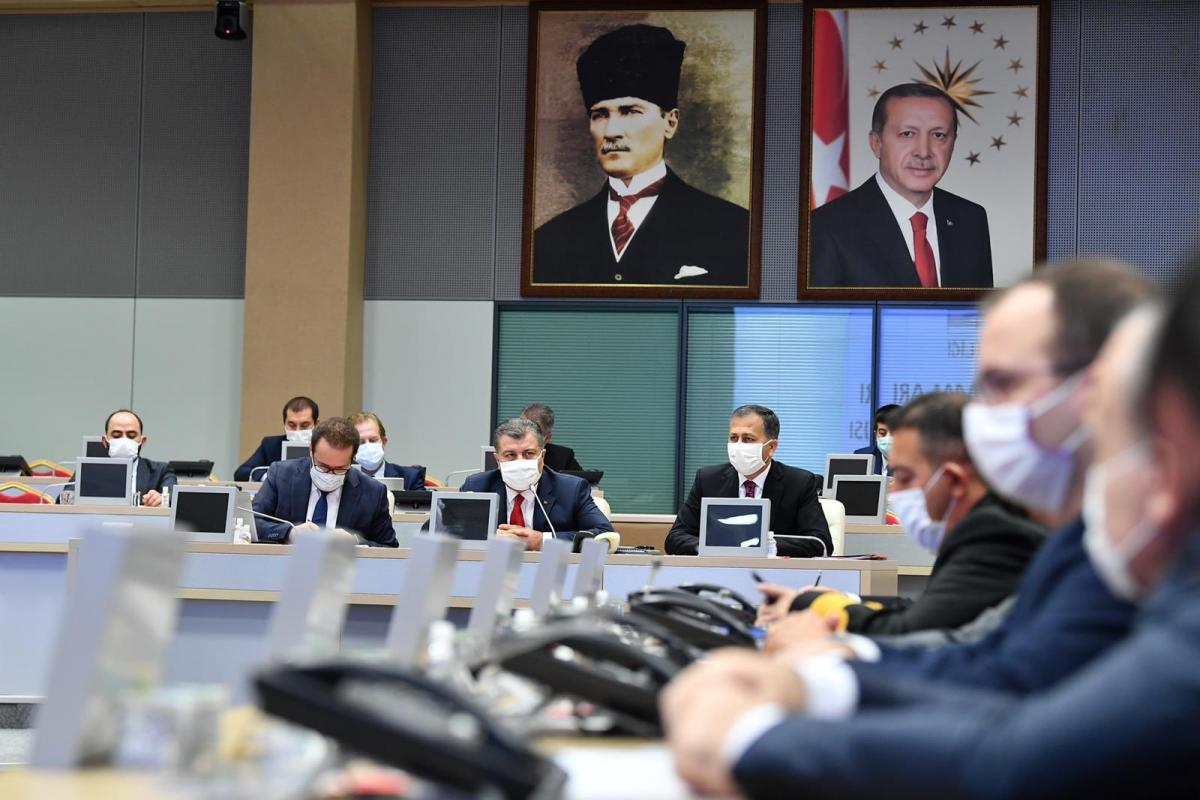 İstanbul'da 'filyasyon' toplantısı