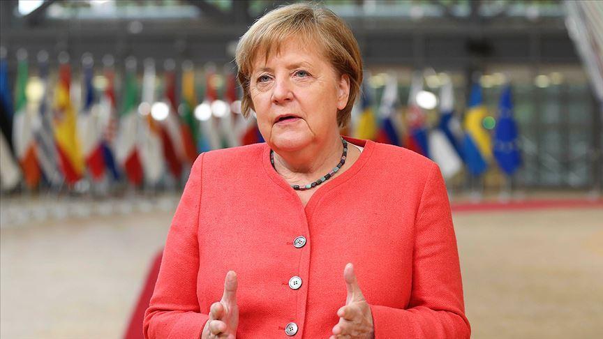 Merkel'den korkutan uyarı: Kış çok zor geçecek