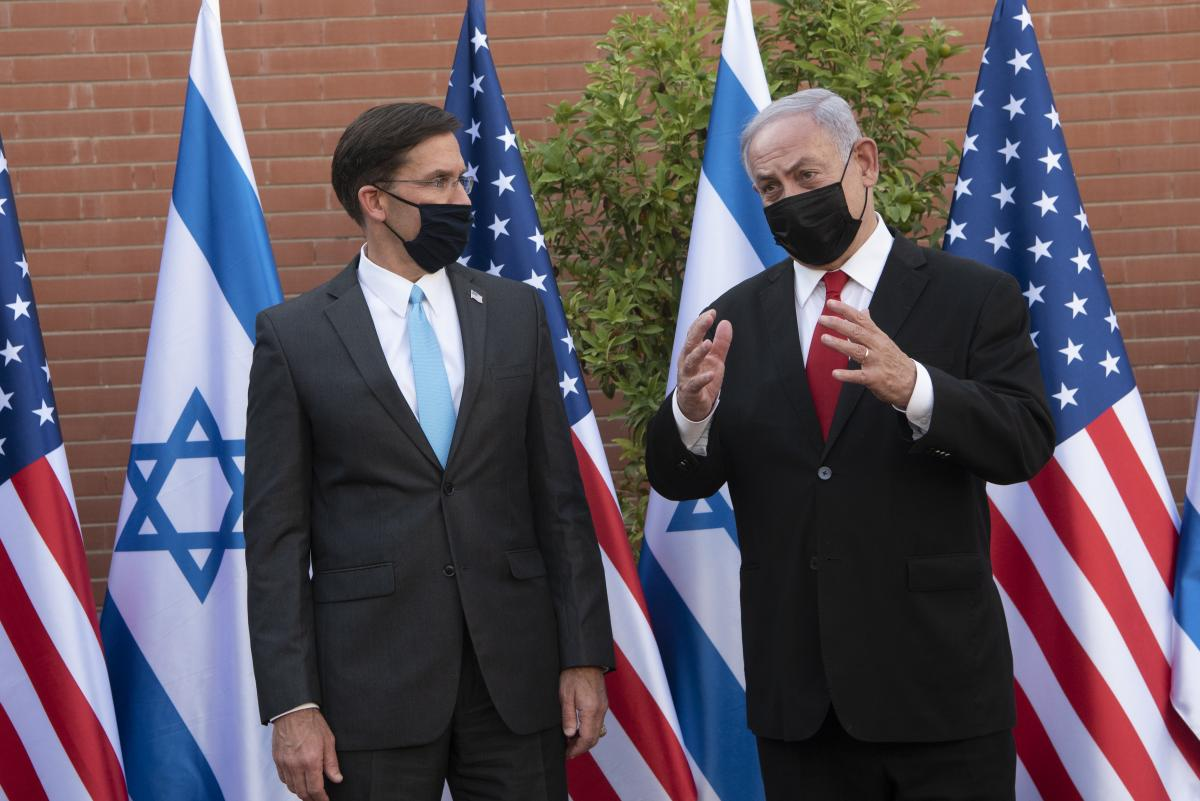 ABD'den İsrail'e kritik ziyaret