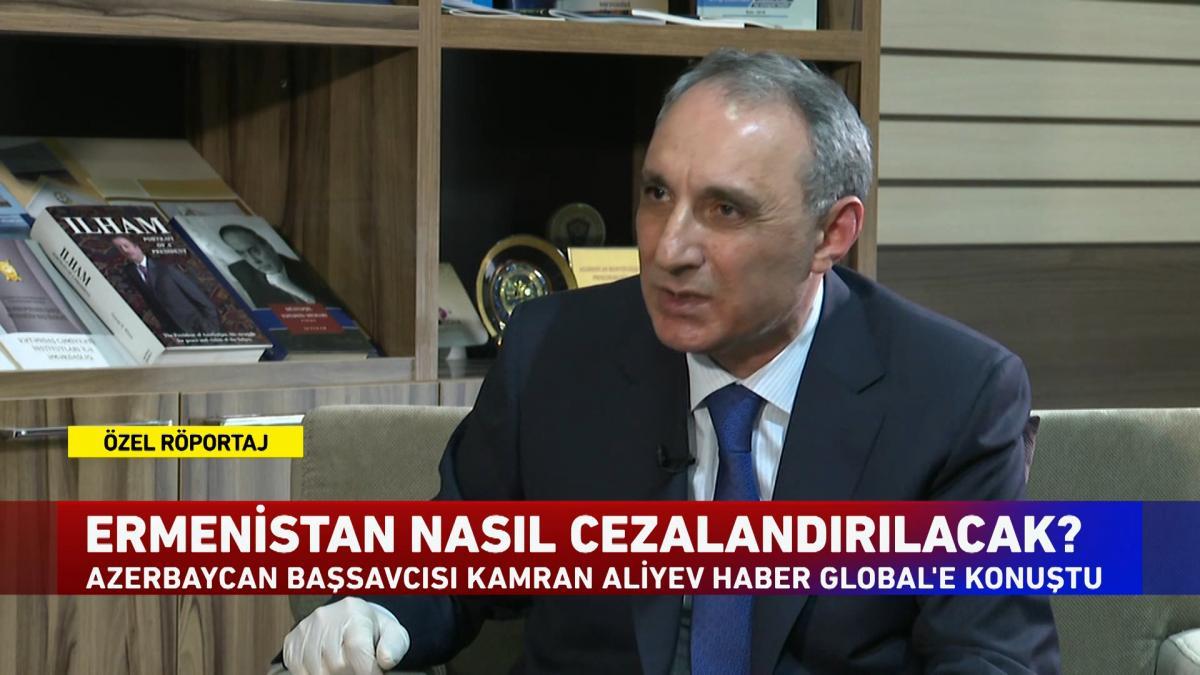 Azerbaycan Başsavcısı Kamran Aliyev: Vatandaşlarımızın Ermenistan'dan tazminat almasını sağlayacağız