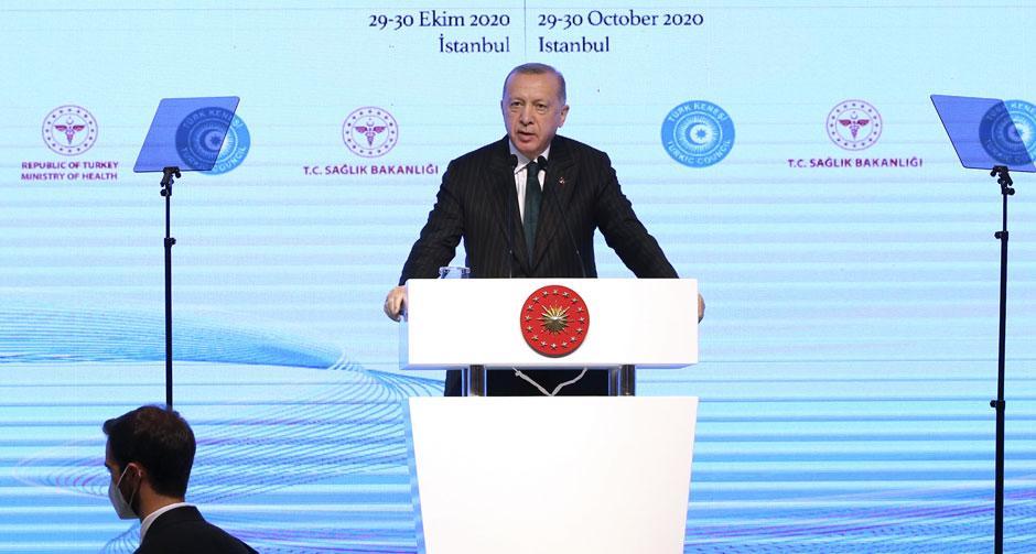 Cumhurbaşkanı Erdoğan'dan İzmir'deki depremle ilgili açıklama