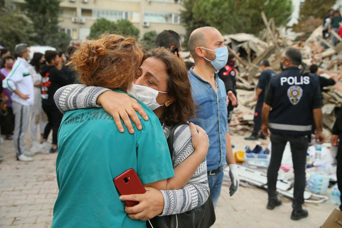 İzmir'den kahreden kareler