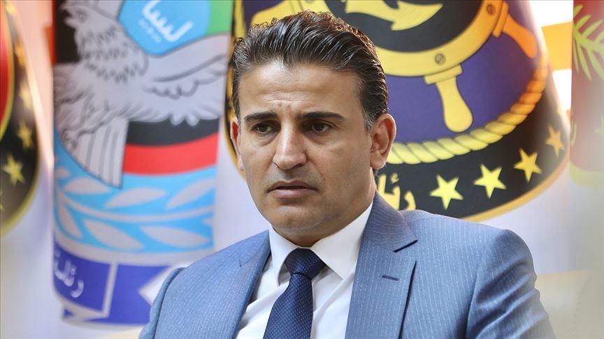 Libya'dan 'Hafter' tepkisi