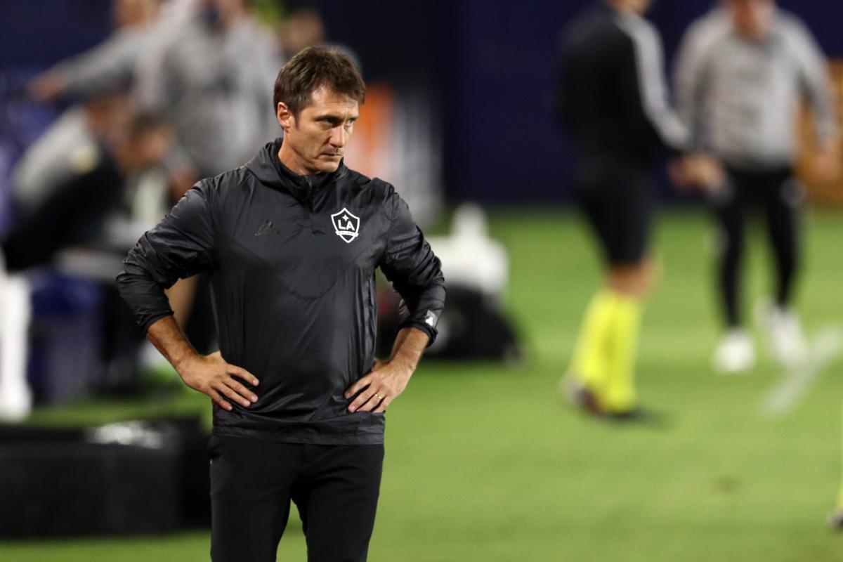 LA Galaxy'de Schelotto dönemi sona erdi