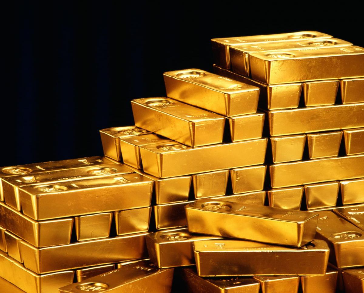 Türkiye altın rezervindeki sırasını korudu