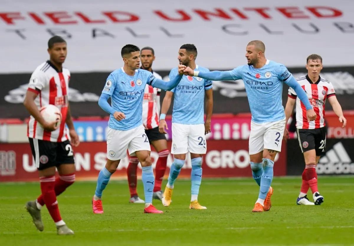 City, deplasmanda tek golle kazandı