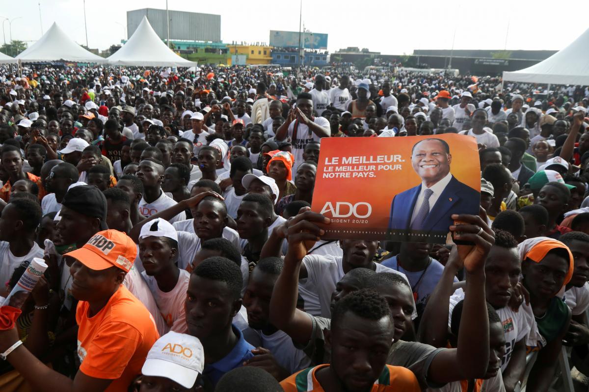 Fildişi Sahilleri'ndeki seçimlerde olaylar çıktı: 12 ölü