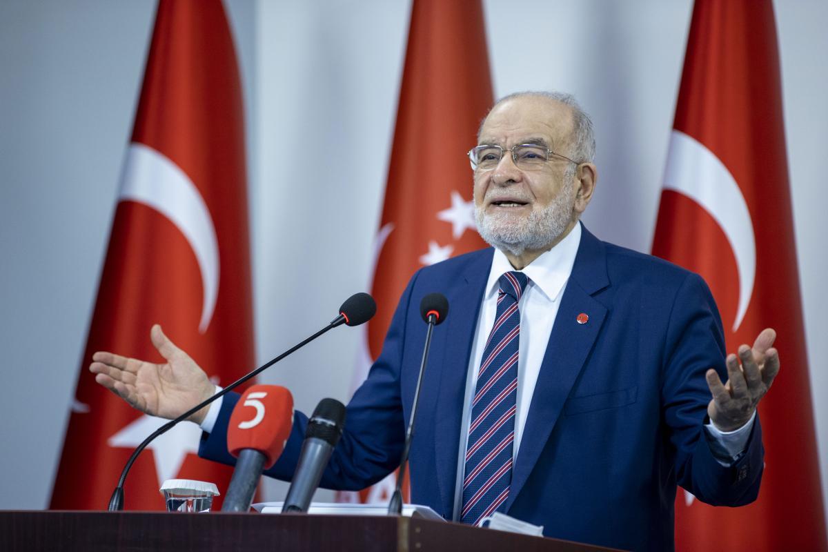 Karamollaoğlu'dan 'Anayasa görüşmesi' iddialarına yanıt
