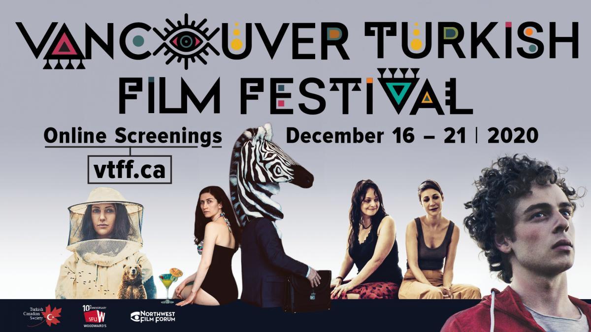 Şov devam etmeli: Vancouve Türk Filmleri Festivali 7 yaşında