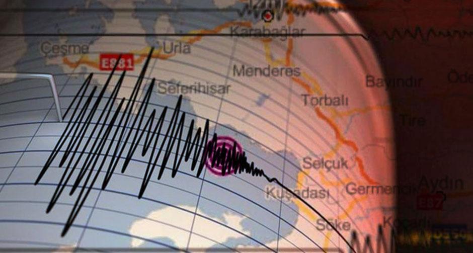 İzmir için 'deprem fırtınası' açıklaması