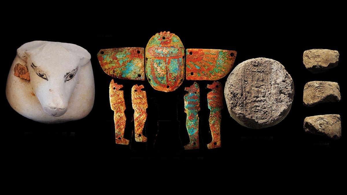 Büyük keşif... 3 bin yıllık 'Kayıp altın şehir' bulundu!