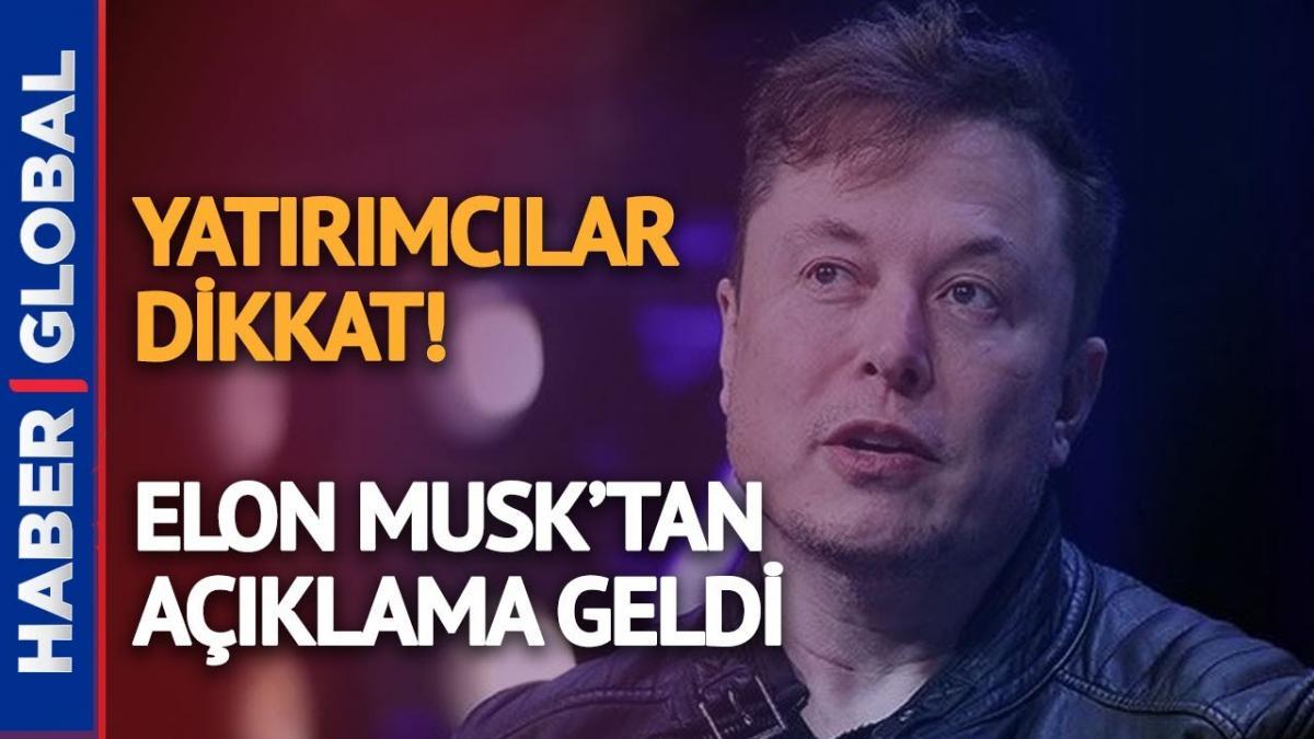 Elon Musk'tan yatırımcıları umutlandıran kripto para açıklaması