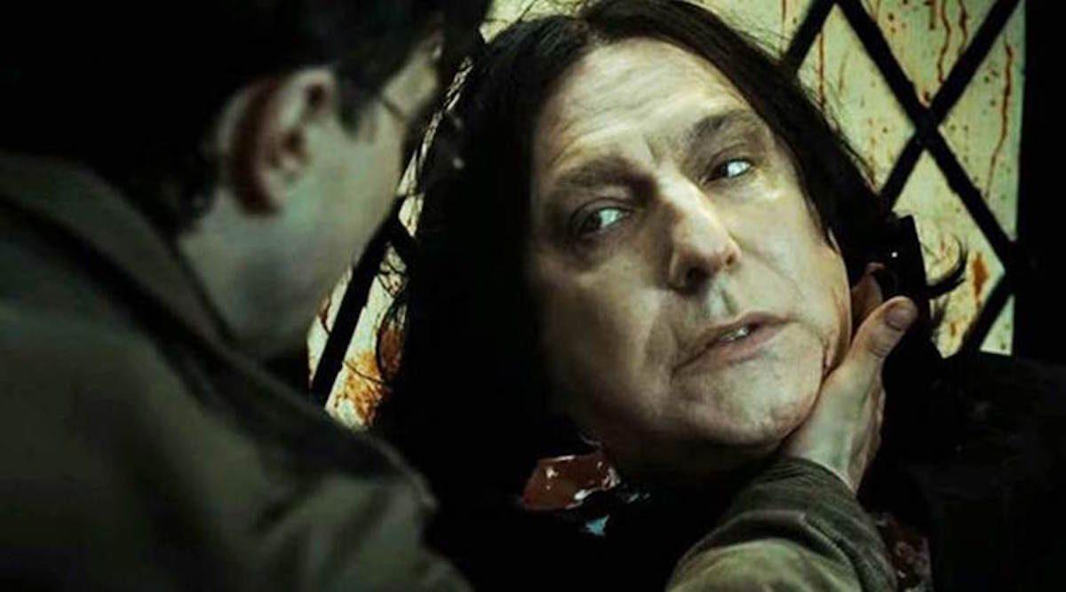 Harry Potter filmlerinde oynayıp da hayatını kaybeden 14 oyuncu - Resim: 1