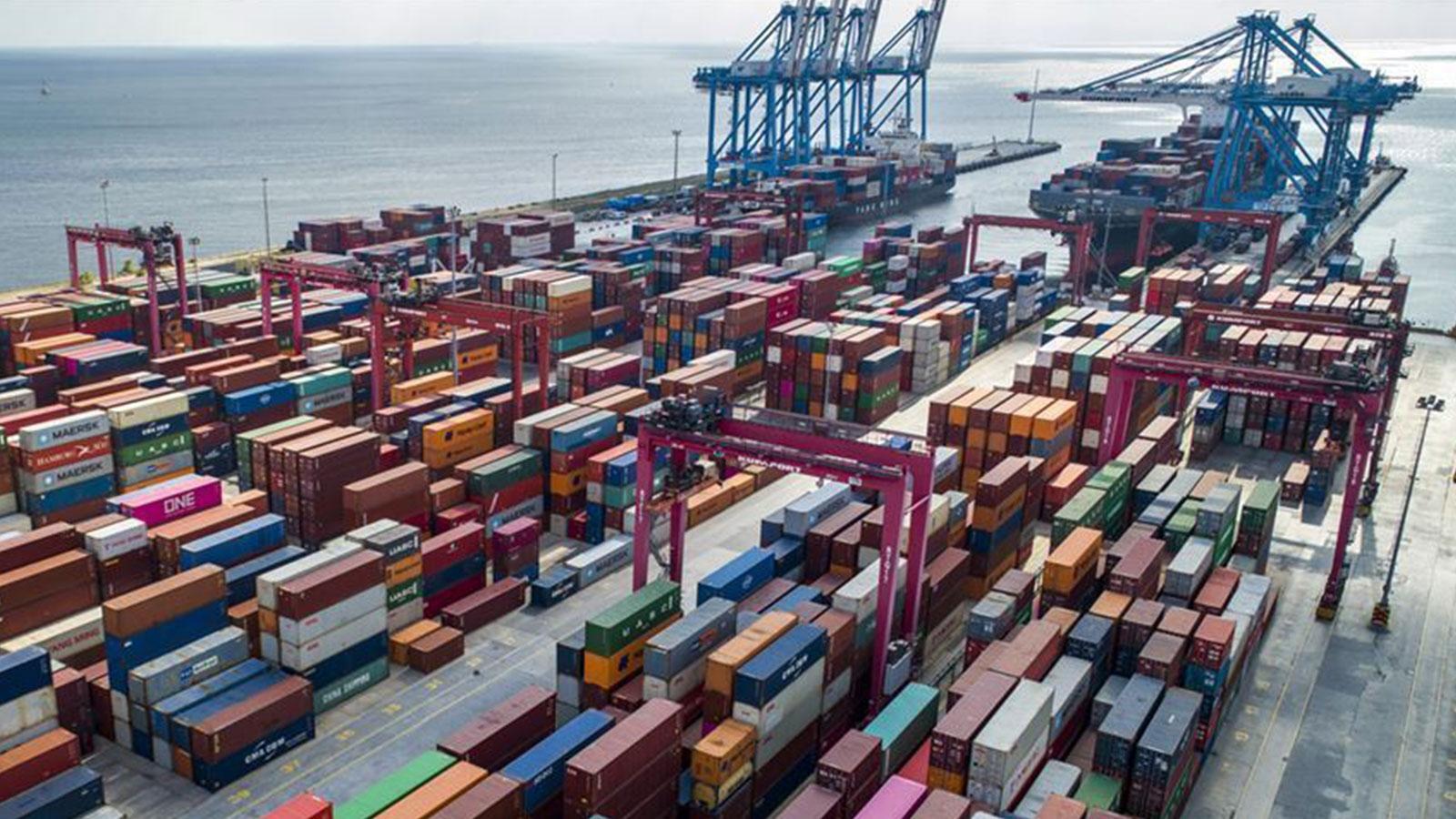 Türkiye'nin ihracatını İstanbul sırtlıyor