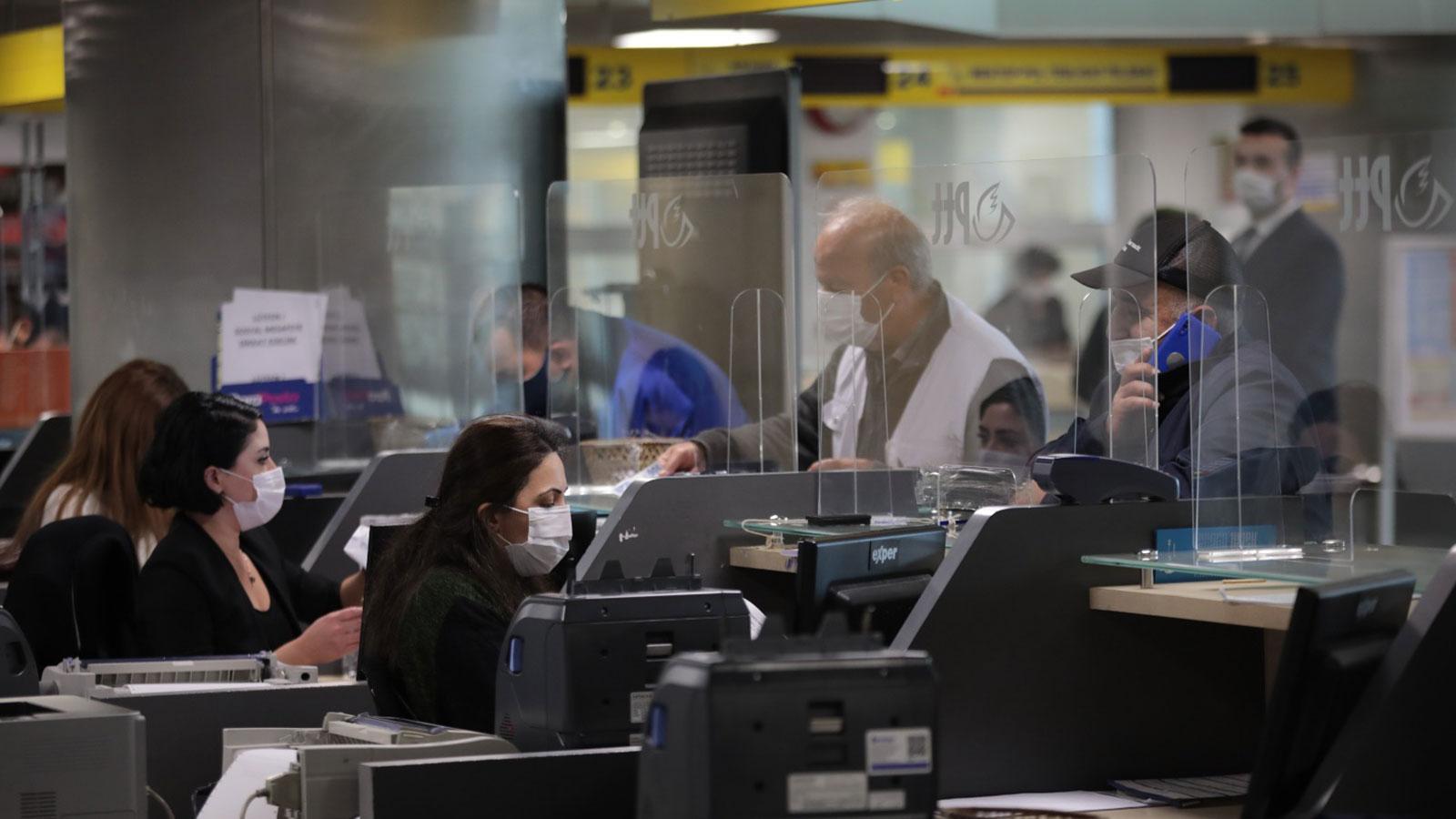PTT salgında 519 milyon işlem gerçekleştirdi