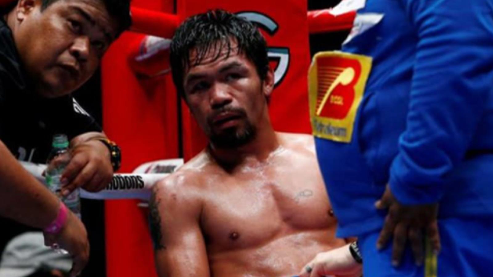 Efsane boksör devlet başkanlığına aday oldu