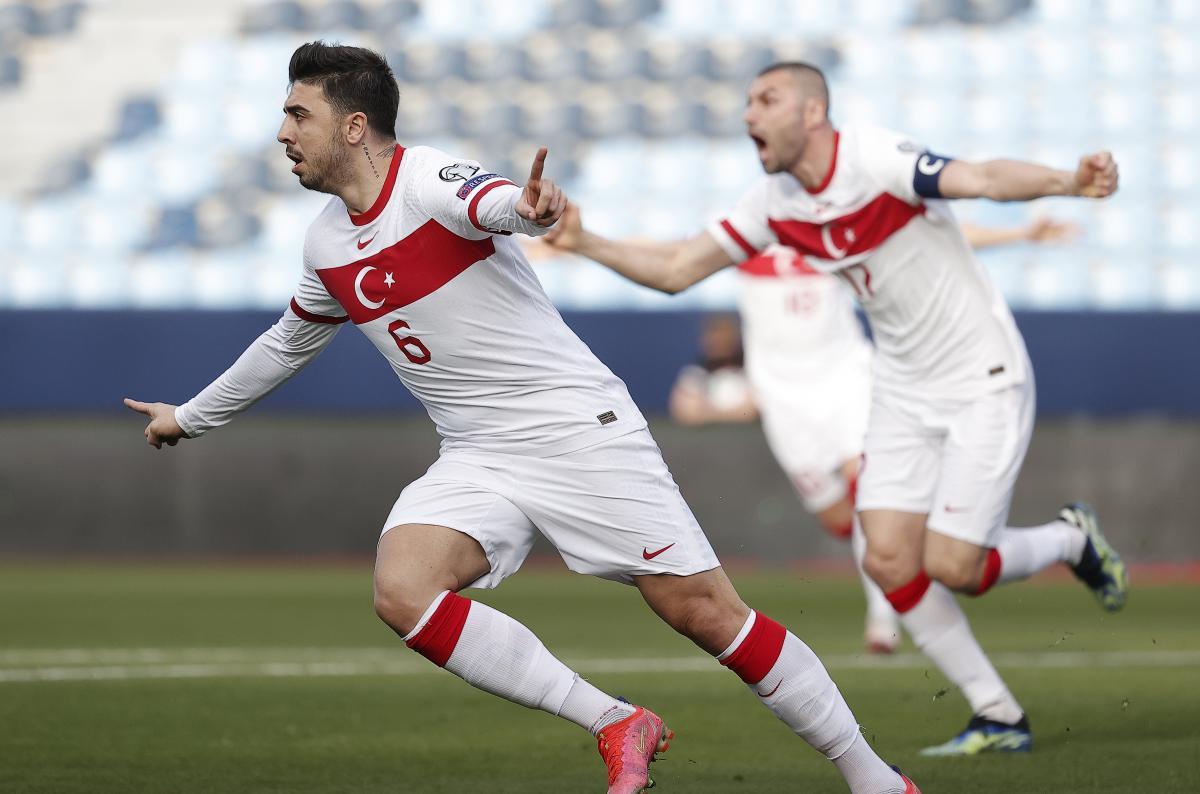 Türkiye Norveç'i deplasmanda 3-0 mağlup etti