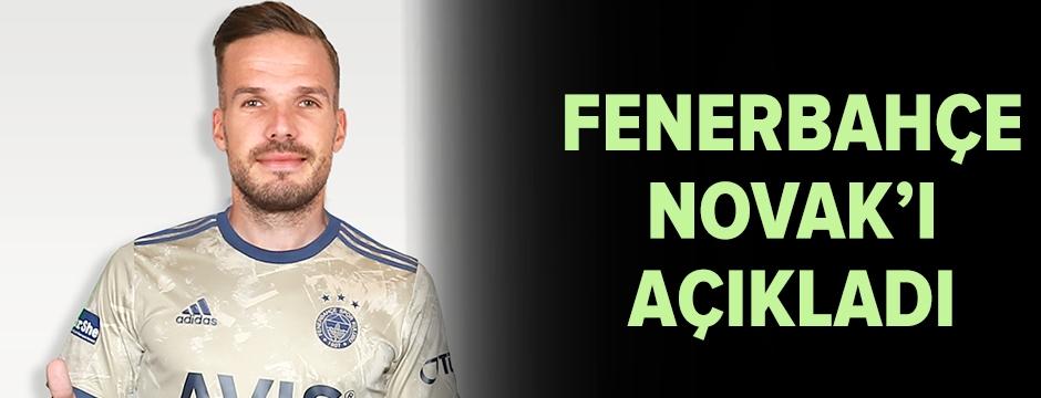 Filip Novak Fenerbahçe'de