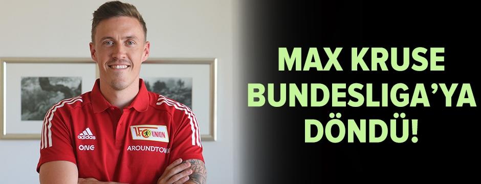 Max Kruse, Union Berlin'de
