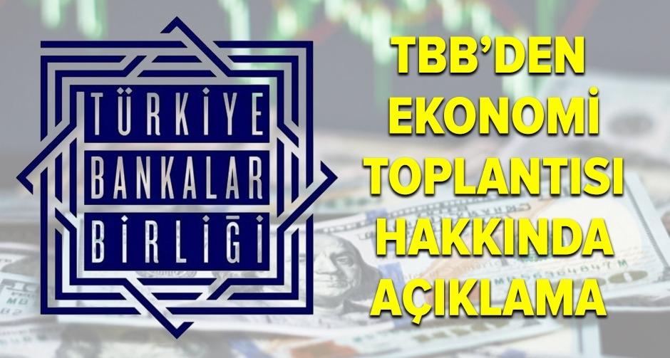 TCMB, TBB ve BDDK'dan kritik toplantı!