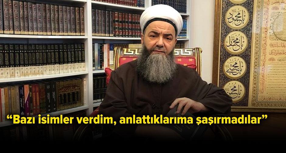Cübbeli Ahmet, Emniyet'teki  üç saatlik ifadesini açıkladı