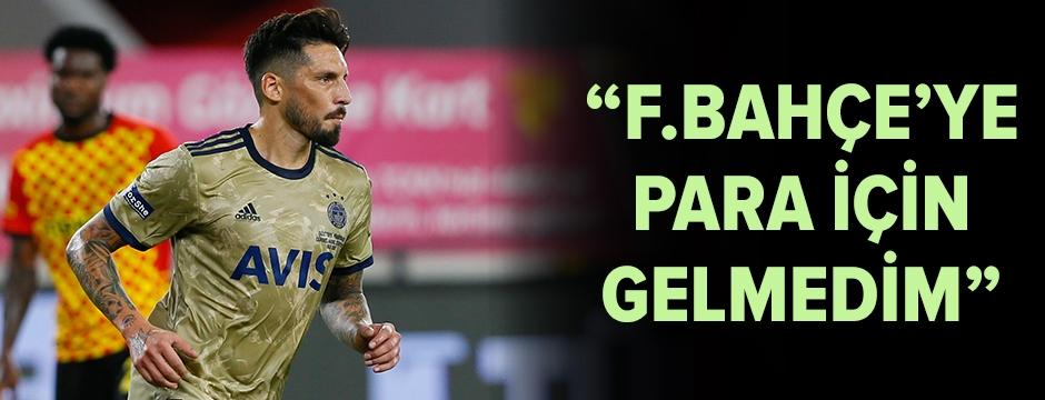 Sosa, Fenerbahçe'yi tercih etme nedenini açıkladı